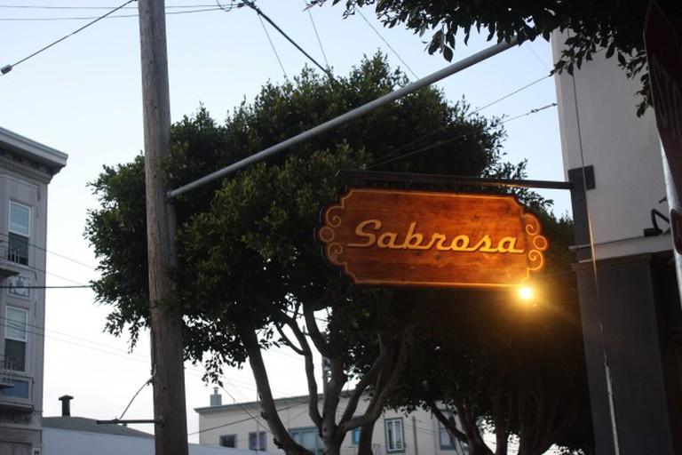 Sabrosa | Courtesy of Adriana Jones