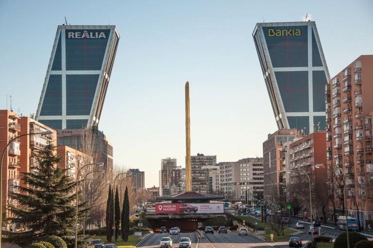 KIO Towers 1