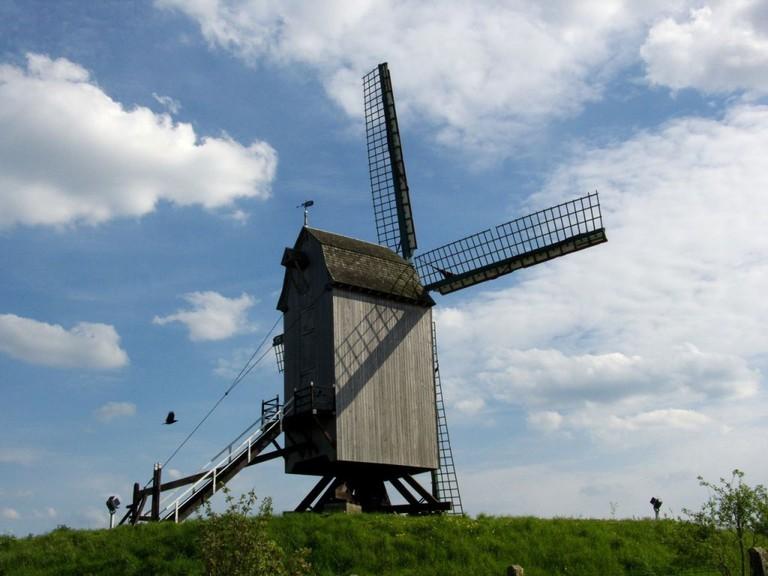 Luizenmolen mill| Courtesy of Eric Diederich