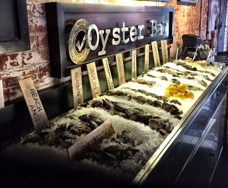 Oyster Bar at Pure Spirits Oyster Bar & Grill