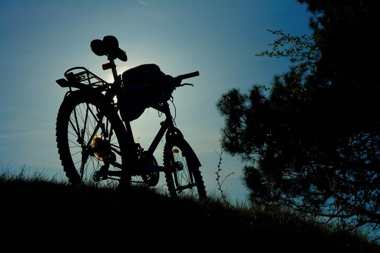 Mountain Cycling   © tookapic/Pixabay