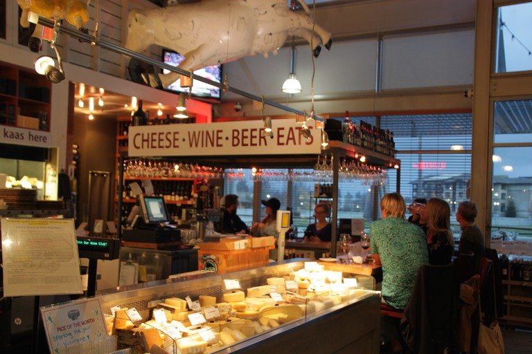 Oxbow Cheese and Wine Merchant in the Oxbow Public Market