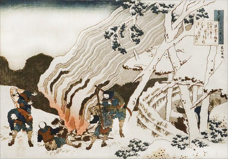 Japanese art | © Jean-Pierre Dalbéra/Flickr