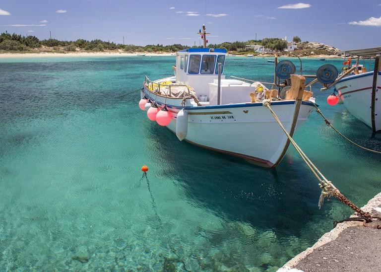 Fishing Boat at the Pier   © Unsplash/Pixabay