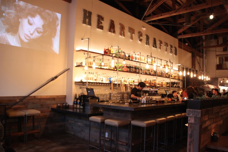 The Bar at Ca'Momi Osteria