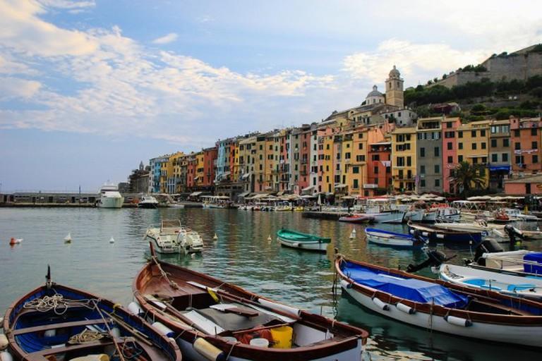 Porto Venere, Italy   © Pank Seelen/Flickr