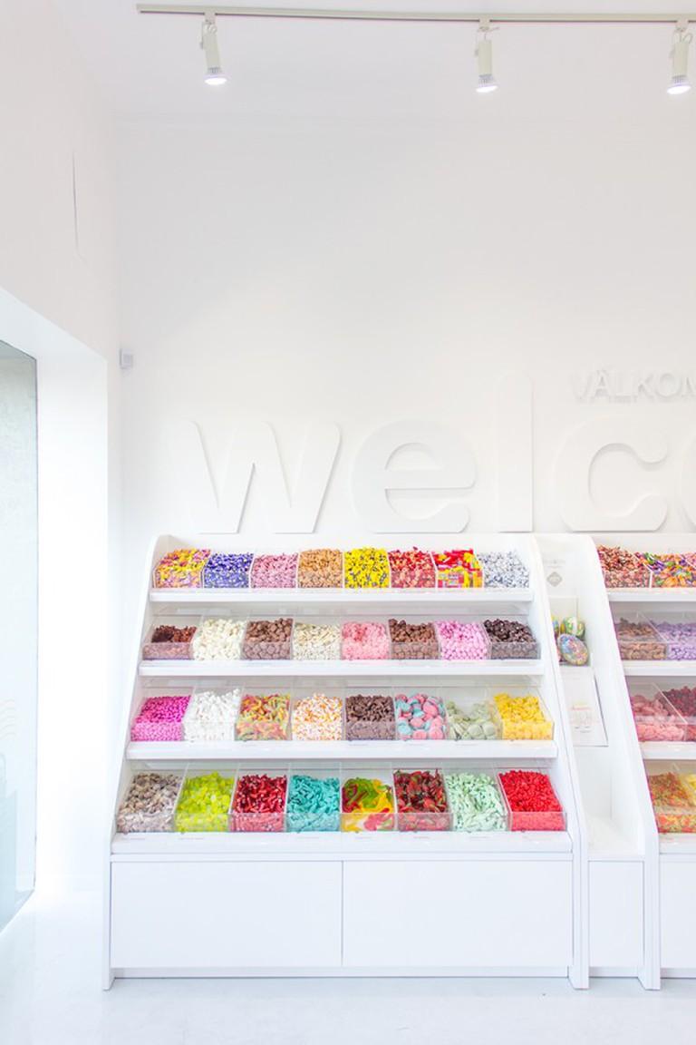 Sockerbit, New York