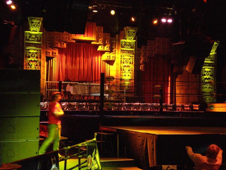 The Mayan Theater