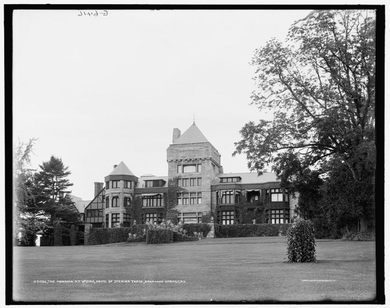 The Mansion at Yaddo | © Detroit Publishing Company Photography Collection/WikiCommons