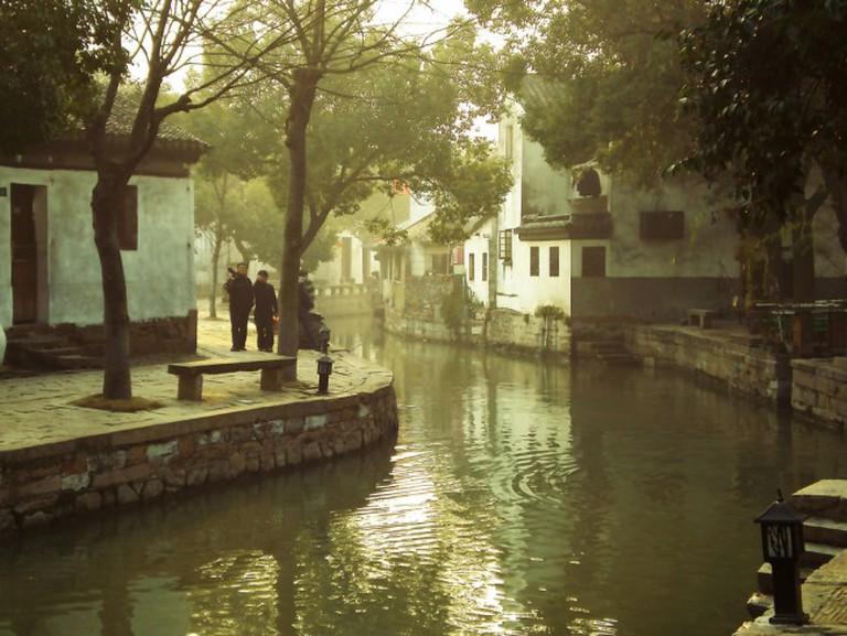 Tongli, China | © Ginny/Flickr