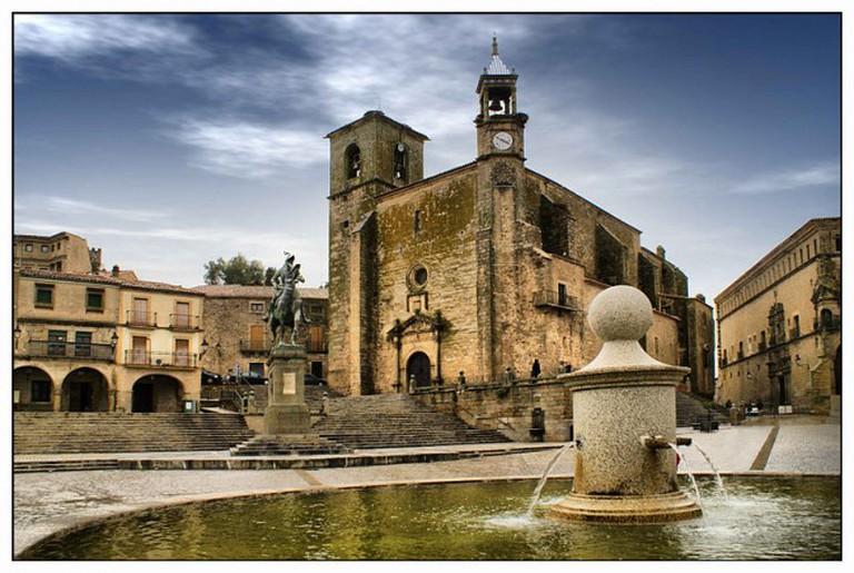 Trujillo © Rafa G. Recuero/WikiCommons