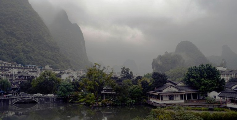 Yangshuo, China | © David Boté Estrada/Flickr