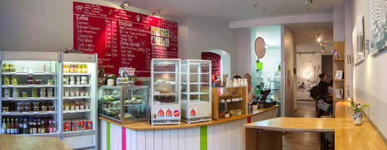 Goodies offers a wide range of veggie, vegan and raw lunch options   Courtesy of Goodies