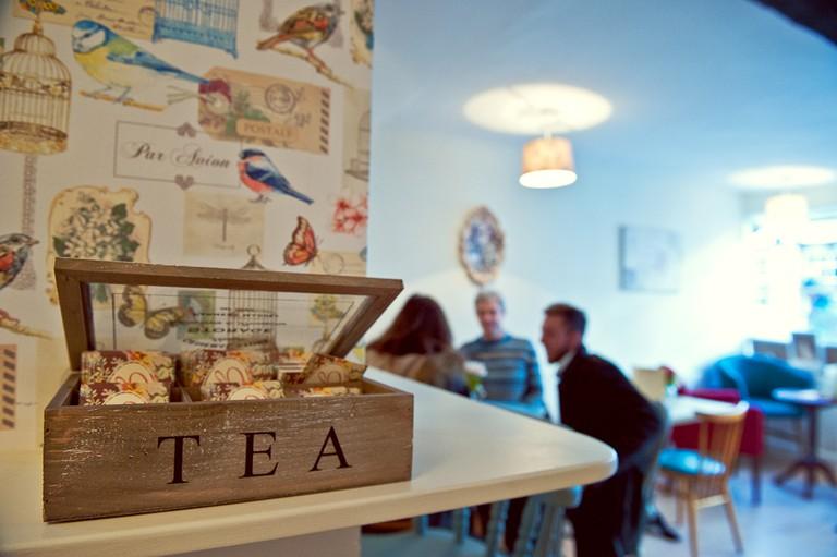 G & Tea, Worcester