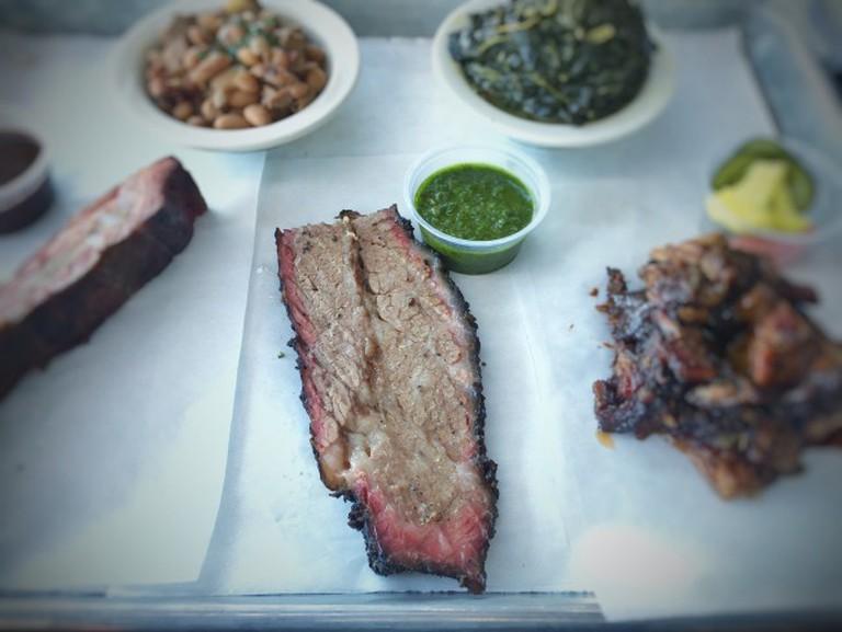 Sliced Brisket at Maple Block Meat Company | ©T.Tseng/Flickr