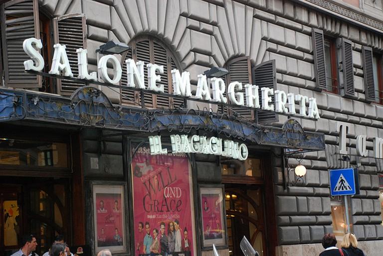 Teatro Salone Margherita | © Salvatore Capalbi/Flickr