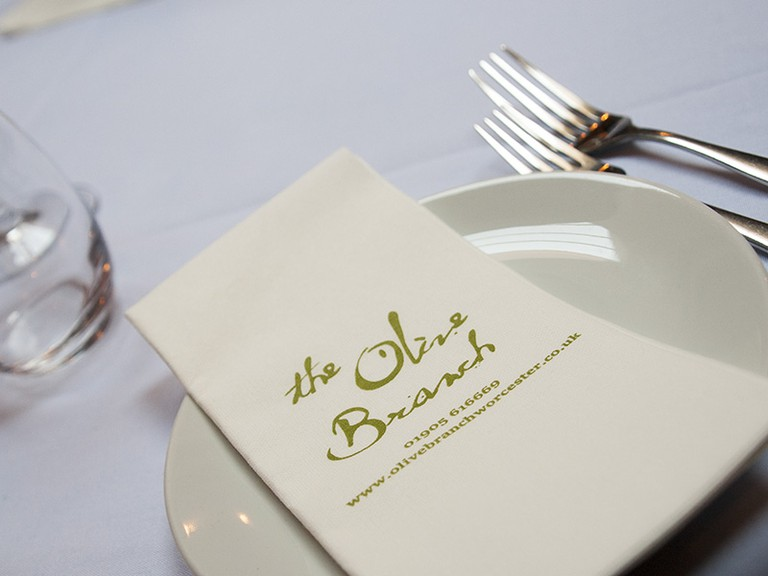 The Olive Branch, Worcester