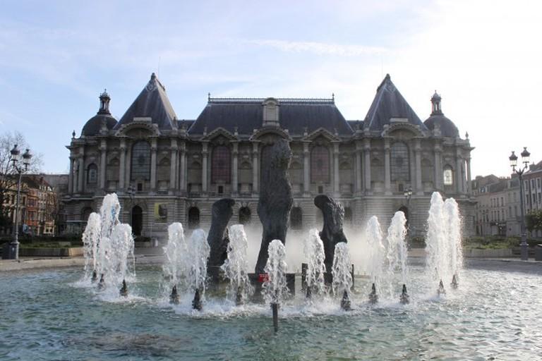 Palais des Beaux-Arts | © Anna Moores
