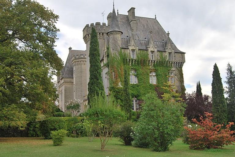 Chateau de Pitray   © WikiCommons