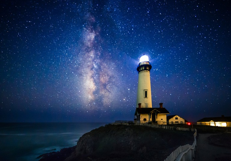 Pigeon Point Lighthouse, Pescadero © Engel Ching / Shutterstock