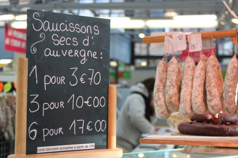 Wazemmes market | © Anna Moores