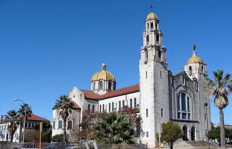 The Little Flower Basilica