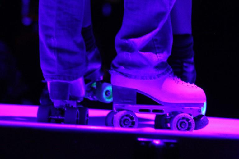 Rollerskating©Quinn Dombrowski/Flickr