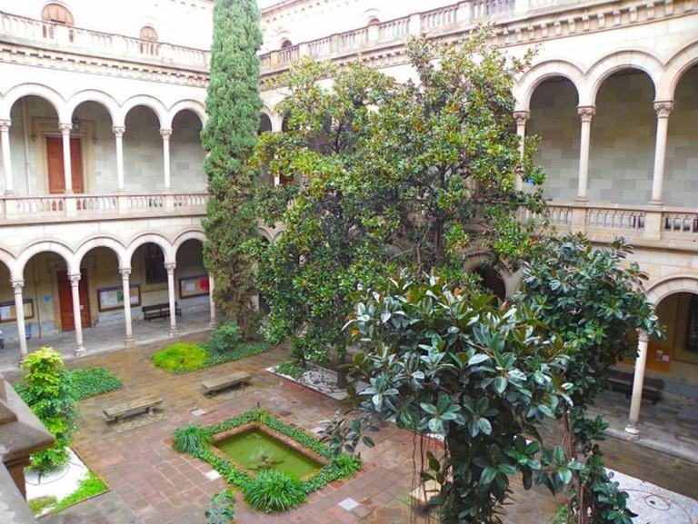 University of Barcelona | © jordi domènech / WikiCommons