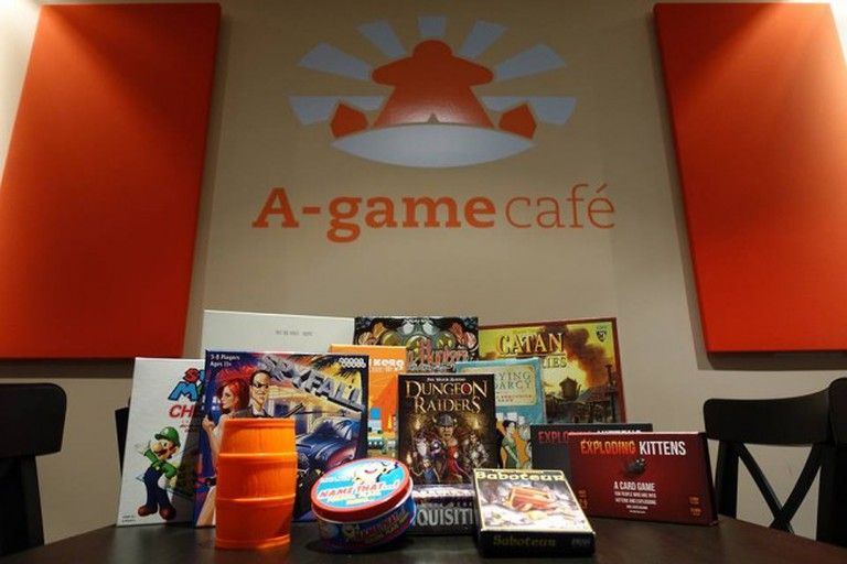 A-Game Cafe   Courtesy of A-Game Cafe
