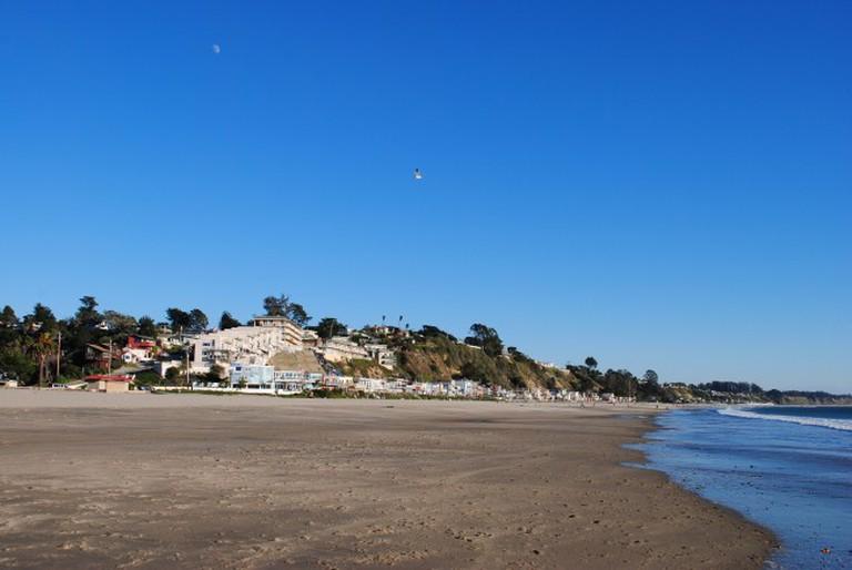 Rio Del Mar State Beach © Brian Cantoni/flickr