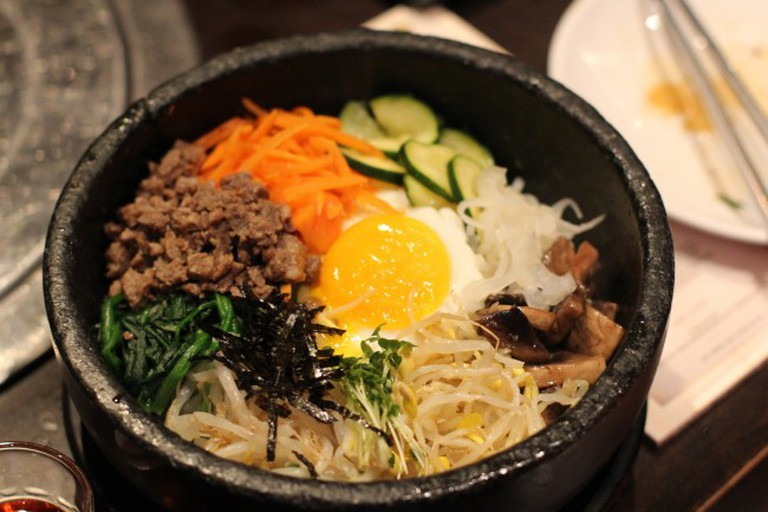 bibimbap |© Chris Pople / Flickr