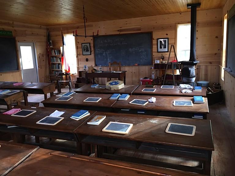 © Johnson County Chisholm Trail Museum