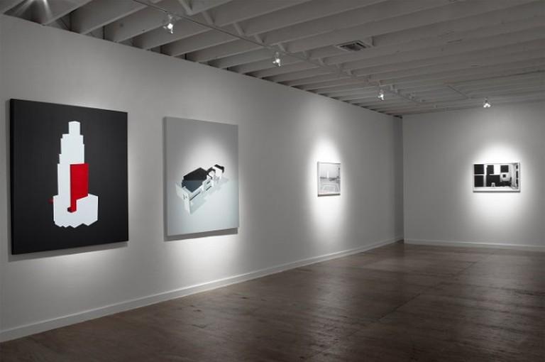 Gallery view of Alberto Lezaca: According to the matter at Alejandra von Hartz Gallery | © Courtesy Photo Alejandra von Hartz Gallery
