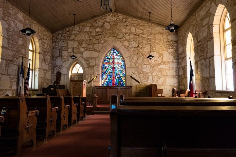 Little Church of La Villita