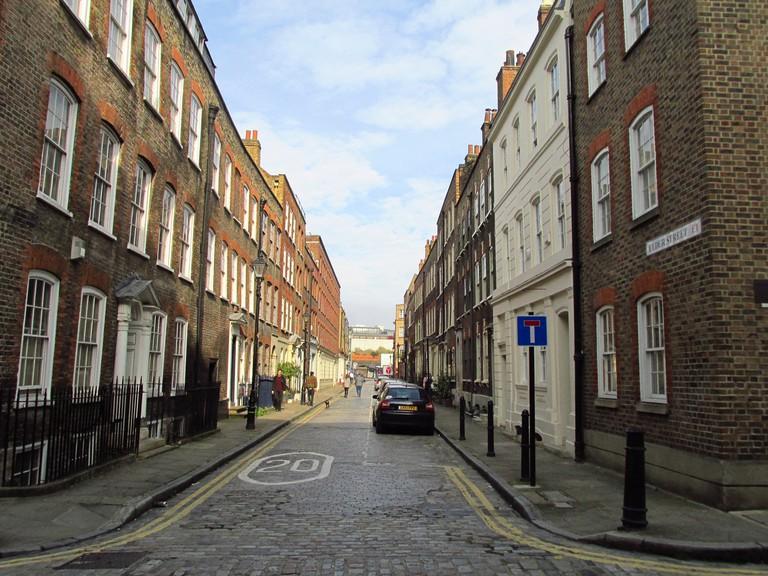 Elder Street   David Holt/Flickr