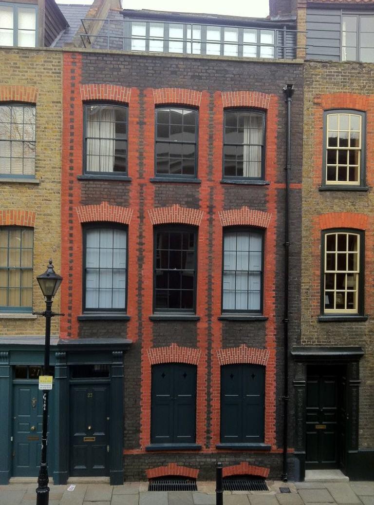 23 Fournier Street   Russianhouse/WikiCommons