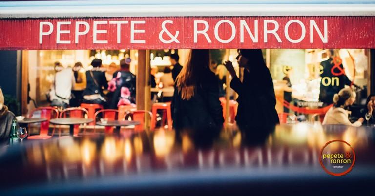 Pepete & Ronron, Bruxelles