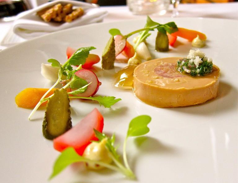 Foie Gras | © djjewelz/Flickr
