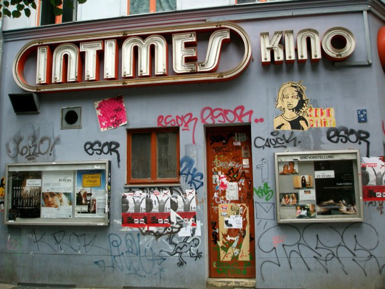 Kino Intimes: staff entrance | © Martin aka Maha / Flickr