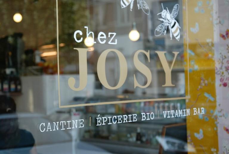Cantine and vitamin bar Chez Josy