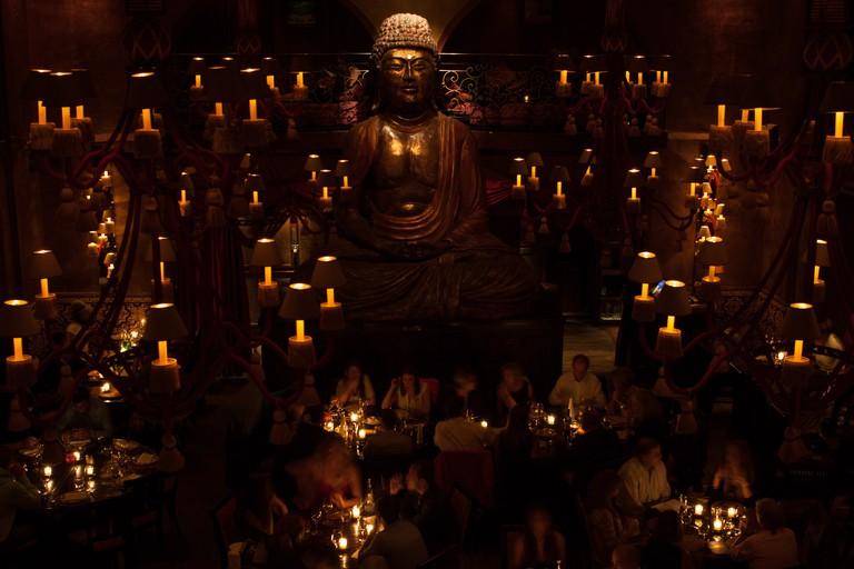 Inside the Buddha Bar