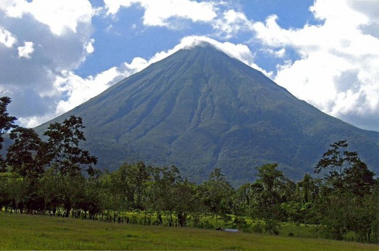 Arenal Volcano | © WikiCommons