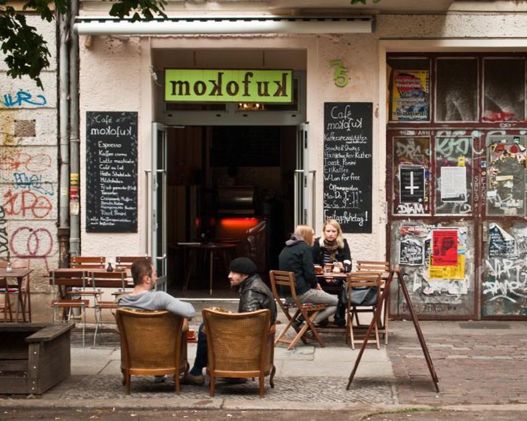 Café am Boxhagener Platz | © Sascha Kohlmann / Flickr