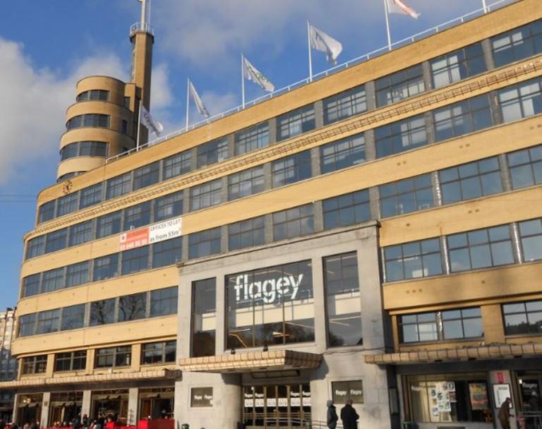 Flagey Arts Centre   Courtesy of Sofia Andrade