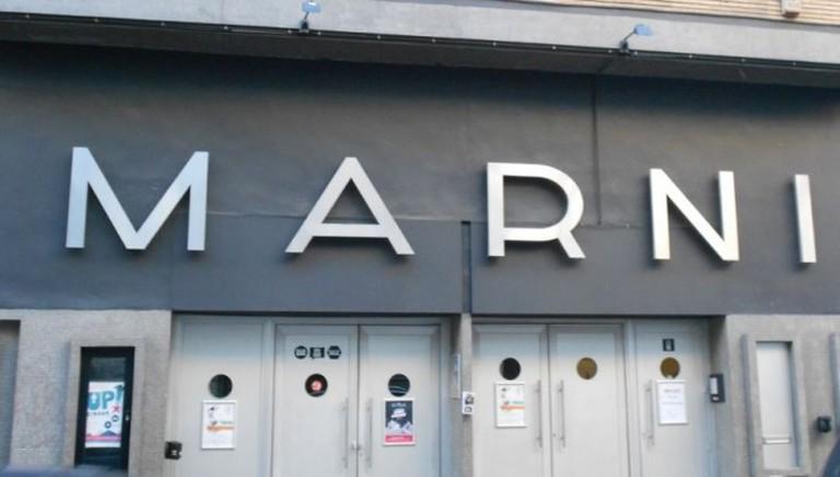 Marni Theatre  Courtesy of Sofia Andrade
