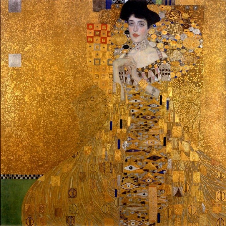 Art by Gustav Klimt | © Wikimedia Commons