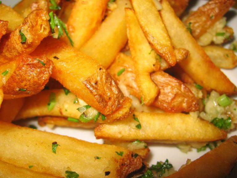 Garlic Fries © Jason Cartwright/Flickr