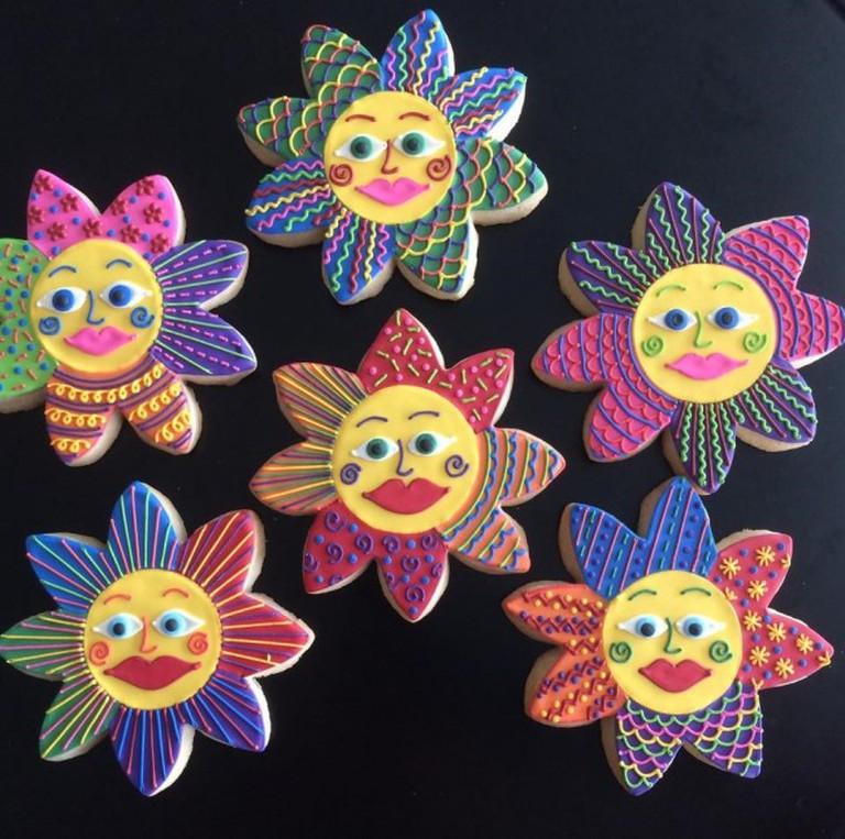 Lauren's Suns| Courtesy of Sharp Cookie