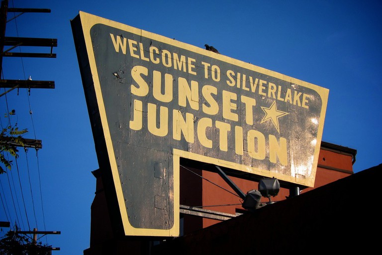 Sunset Junction © Eric Norris/Flickr