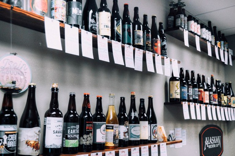 The Sleepy Panther Bottle Shop | © Tanya Wardell